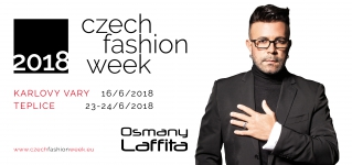 Karlovarský kraj bude poprvé hostit Czech Fashion Week