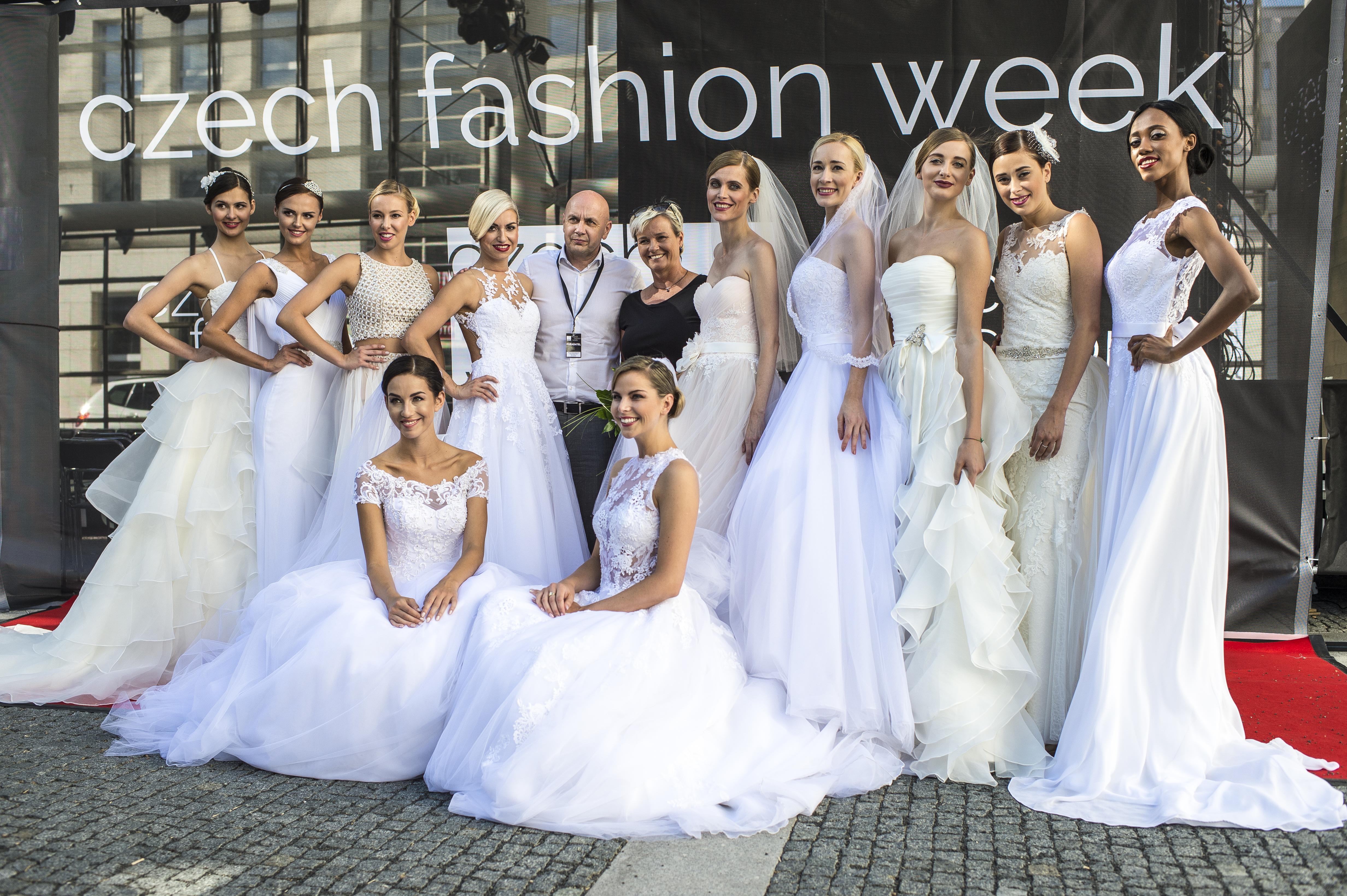 Czech Fashion Week 2018 nadchne Karlovy Vary i Teplice